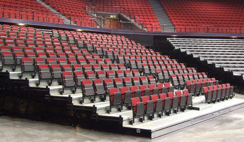 Auditorium Seating Rodlin Design