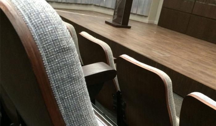 Wind Auditorium Seating