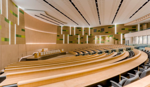 Rodline Wave Exec Auditorium Seating
